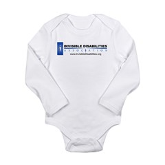 Invisible Disabilities Associ Long Sleeve Infant B