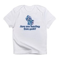 Cool Craps Infant T-Shirt