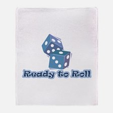 Ready to Roll Throw Blanket