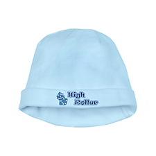 High Roller baby hat