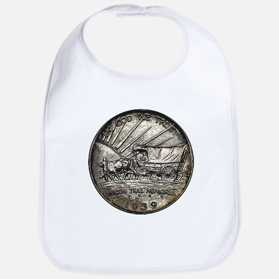 Oregon Trail Reverse Bib