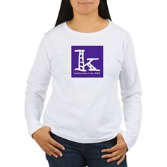 Knittylove [purple] T-Shirt
