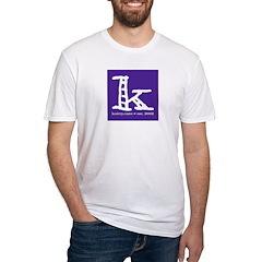 Knittylove [purple] Shirt