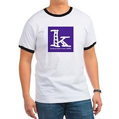 Knittylove [purple] Ringer T