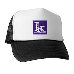 Knittylove [purple] Trucker Hat