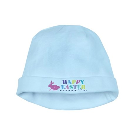 Happy Easter baby hat