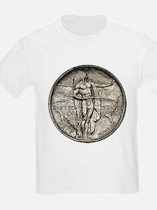 Oregon Trail Double-Sided Kids T-Shirt