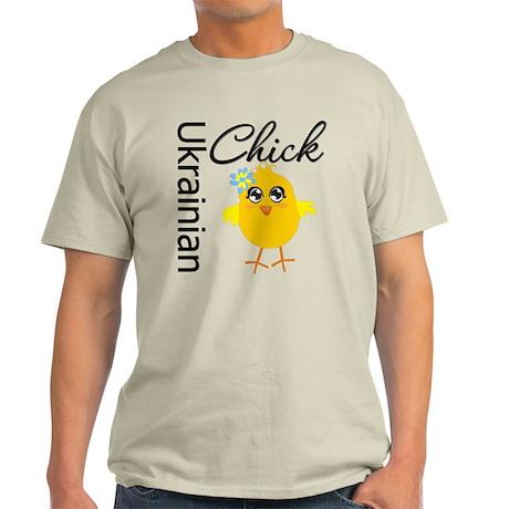 Ukrainian Chick Light T-Shirt