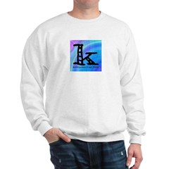 Knittylove [madras] Sweatshirt