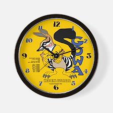 WA Wall Clock