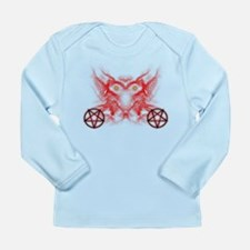 Lucifer Long Sleeve Infant T-Shirt