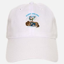 Sheep Dreams Baseball Baseball Cap
