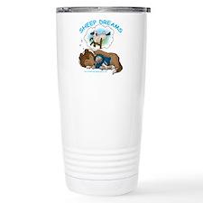 Sheep Dreams Travel Coffee Mug