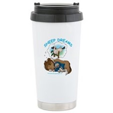 Sheep Dreams Travel Mug