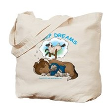 Sheep Dreams Tote Bag