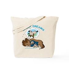 Sheep Dreams Tote Bag