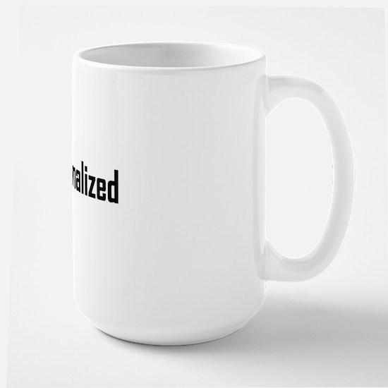 not normailzed Large Mug