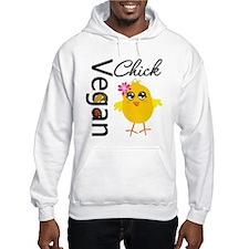 Vegan Chick Hoodie