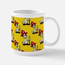 Cute Fireman cups Mug