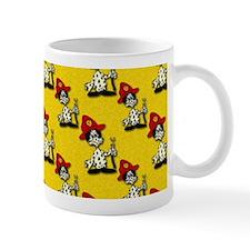 Cute Firemen Mug