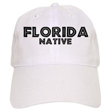Florida Native Baseball Cap