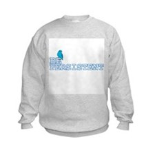 Be Persistent - Parrotlet Sweatshirt