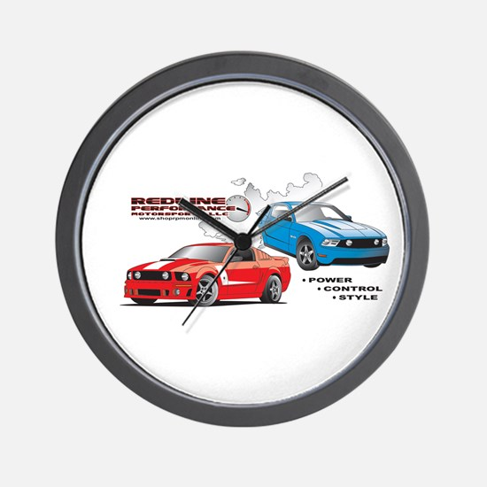 Unique Shelby gt500 Wall Clock