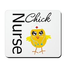 Nurse Chick Mousepad