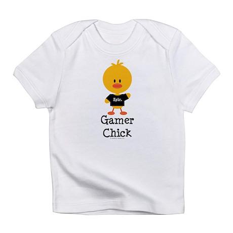 Gamer Chick Infant T-Shirt