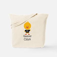 Gamer Chick Tote Bag