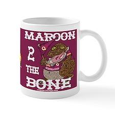 M2B Mug Maroon Print