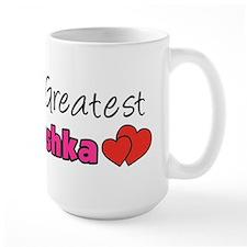 World's Greatest Babushka Mug