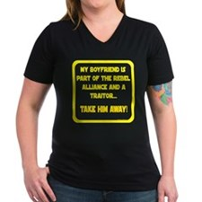 Rebel Alliance Traitor - BF Shirt