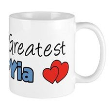 World's Greatest Yia-Yia Small Mugs