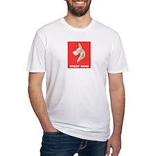 Great Dane Mug Shirt