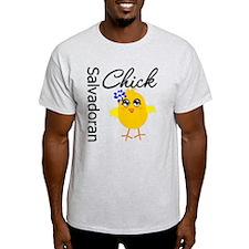 Salvadoran Chick T-Shirt