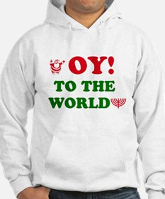 Oy to the World! Hoodie