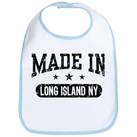 Made In Long Island Bib