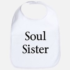 Soul Sister Bib
