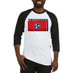 Tennessee State Flag Baseball Jersey