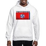 Tennessee State Flag Hooded Sweatshirt