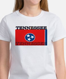 Tennessee State Flag Tee