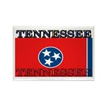 Tennessee State Flag Rectangle Magnet (100 pack)