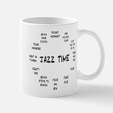 Jazz Time Real Book Mug