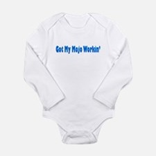 Got My Workin' Long Sleeve Infant Bodysuit