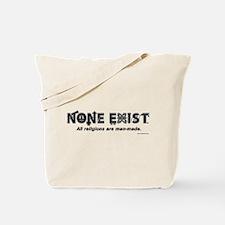 None Exist(tm) Tote Bag.