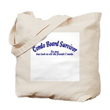 Condo Board Friends Tote Bag