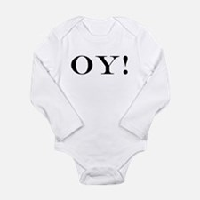 Cute Oy Long Sleeve Infant Bodysuit