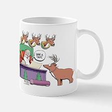 Cute Rudolf Mug
