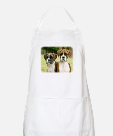 Boxer puppies 9Y049D-064 Apron